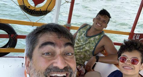 """""""Zeca pelo Brasil"""" desvenda as belezas de Galinhos (RN) nesta quinta-feira"""