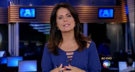 Adriana Araújo deixará a Record TV em março