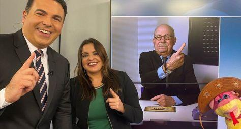 """Quadro """"Hora da Venenosa"""", da Record TV, volta a ameaçar a liderança da Globo"""