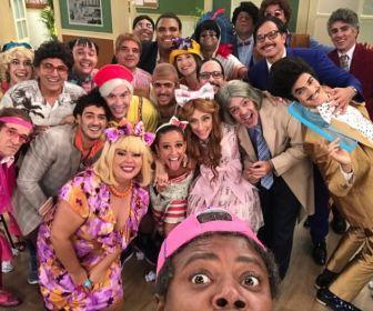 """A última temporada da """"Escolinha do Professor Raimundo"""" registra baixa audiência"""