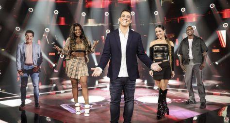 """""""The Voice +"""" estreia neste domingo em novo horário"""