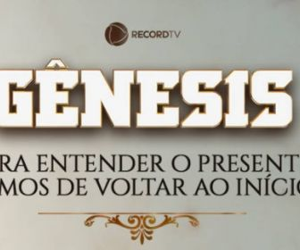 """Conheça a cronologia de """"Gênesis"""", a nova superprodução da Record TV"""