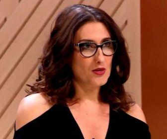 Existe possibilidade de Paola Carosella ser contratada pela Globo
