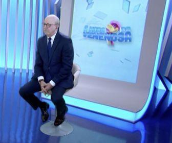 Record TV usa pela primeira vez na televisão brasileira holografia ao vivo