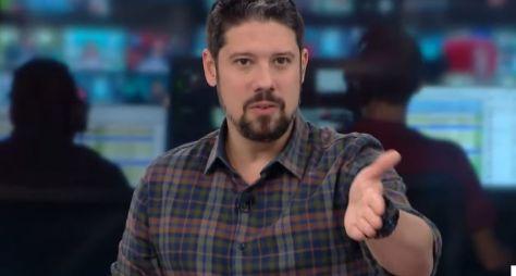 Phelipe Siani mudará de função na CNN Brasil