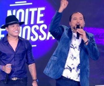 """""""A Noite é Nossa"""", com Geraldo Luís, garante a vice-liderança"""