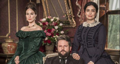 """TV Globo ainda não definiu quando exibirá """"Nos Tempos do Imperador"""""""