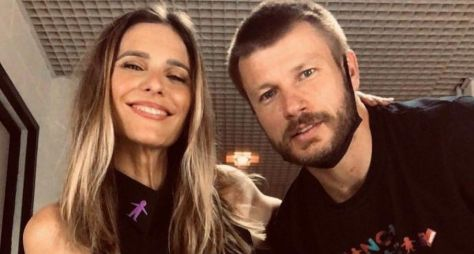 """""""Bem Juntinhos"""" será o nome do programa de Fernanda Lima e Rodrigo Hilbert"""