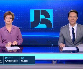 Jornal da Record fecha 2020 com crescimento de 17%  em São Paulo