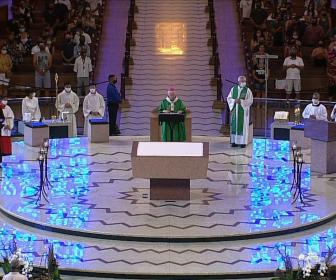 Audiência: Missa de domingo deixa a TV Aparecida em 3º lugar