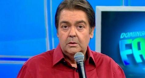 Fausto Silva comunica à Globo que não renovará seu contrato