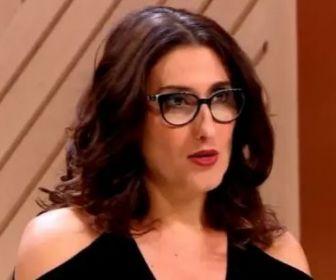 """""""Não quero voltar para a TV"""", diz Paola Carosella"""