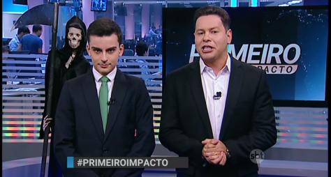 Primeiro Impacto vence jornalísticos e programa de variedades da Record TV