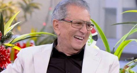 """Carlos Alberto de Nóbrega é atração do """"Sábado com Maria"""", na TV Aparecida"""
