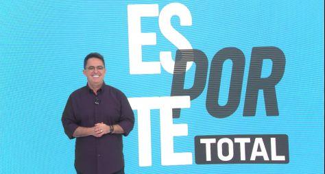 """""""Esporte Total"""" reestreia hoje na tela da Band"""