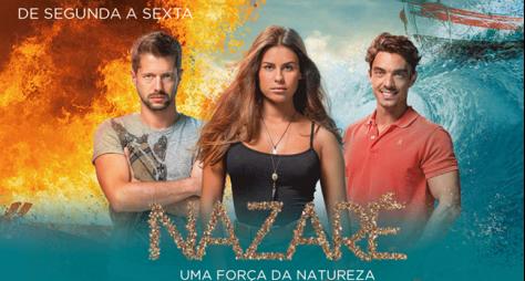 """""""Nazaré"""", substituta de """"Floribella"""", estreará em maio"""