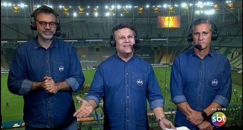 SBT registra a maior audiência em 19 anos com final da Libertadores