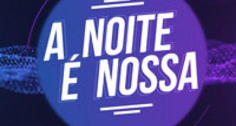 """Jonas Esticado é a principal atração do """"A Noite é Nossa"""""""
