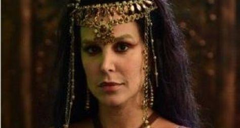 Gênesis: Robertha Portella volta a fazer novelas na Record TV