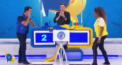 "Celso Portiolli recebe elenco de ""Bake Off Brasil"" no Domingo Legal"