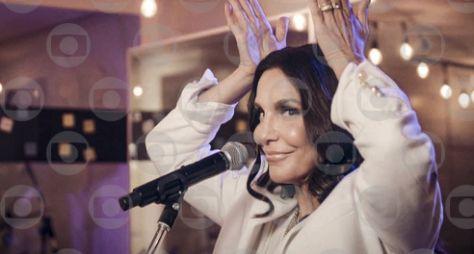 """Ivete Sangalo é a convidada do """"Conversa com Bial"""" desta sexta-feira"""