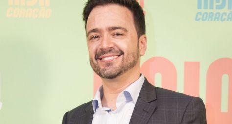 Daniel Ortiz renova seu contrato com a TV Globo