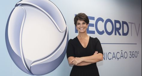 Oficial: Mariana Godoy é contratada pela Record TV