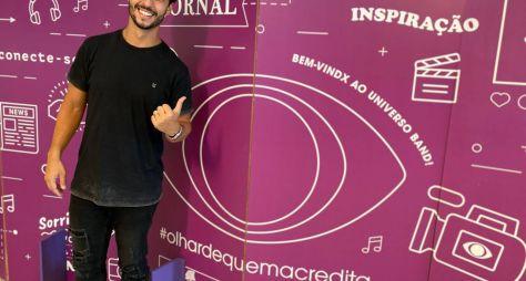 Felipe Fonseca é a mais nova contratação da Rede Bandeirantes de Televisão