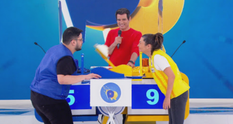 Domingo Legal traz time de humoristas e a dupla Luiza e Maurílio