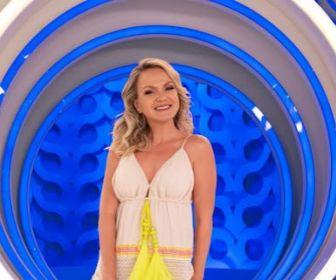 SBT: Eliana conquista a vice com 30% de vantagem