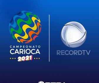 É oficial: Campeonato Carioca na Record TV!