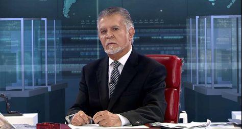 Record TV dispensa o jornalista Domingos Meirelles