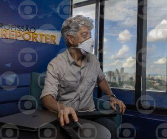 """Caco Barcellos fala sobre a nova temporada do """"Profissão Repórter"""""""