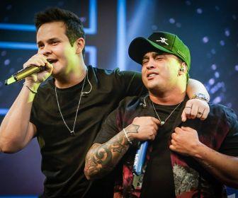 """Matheus e Kauan apresentam novo DVD no """"Música na Band"""""""