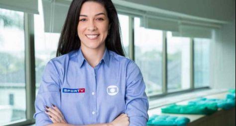 Globo lança sua primeira narradora de Futebol no próximo dia 10
