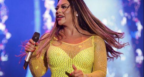 "Márcia Fellipe apresenta seu novo álbum no ""Música na Band"" desta sexta-feira"