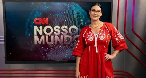 CNN Brasil exibe entrevista com Paola Carosella