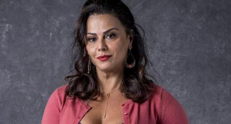 """""""Mal Secreto"""" com Viviane Araújo está com gravações paralisadas"""