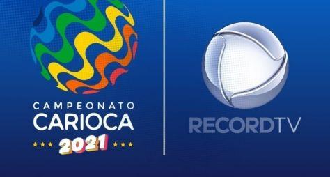 Partida entre Botafogo e Bangu alcança 7 pontos na audiência da RecordTV Rio