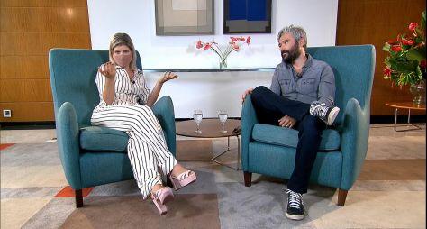 Camila Rodrigues e Ângelo Paes Leme falam sobre o sucesso da novela Gênesis