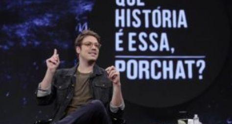 """""""Que História É Essa, Porchat?"""" premia algumas das histórias mais incríveis"""
