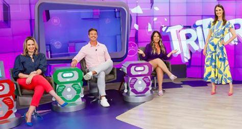 Fofocalizando conquista a vice-liderança isolada e vence reprise da Record TV