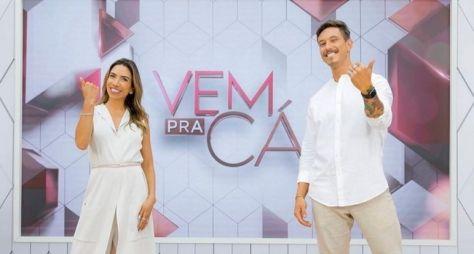 """""""Vem Prá Cá"""" perde ainda mais audiência no segundo dia"""