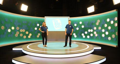 Record TV Rio comemora audiência da transmissão do jogo Botafogo e Flamengo