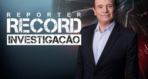 Roberto Cabrini estreia no Repórter Record Investigação