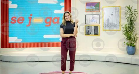 Ana Maria Braga cozinha com Fernanda Gentil e Murilo Benício relembra 'Ti Ti Ti'