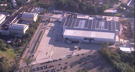 Estúdios Globo ficará quase um mês fechado