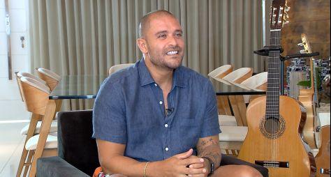 Domingo Espetacular: Diogo Nogueira revela por que deixou o futebol