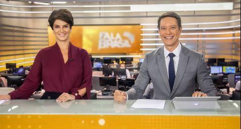 Fala Brasil consolida a vice-liderança absoluta em São Paulo