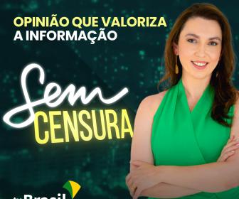 Marina Machado é apresentadora na nova temporada do Sem Censura